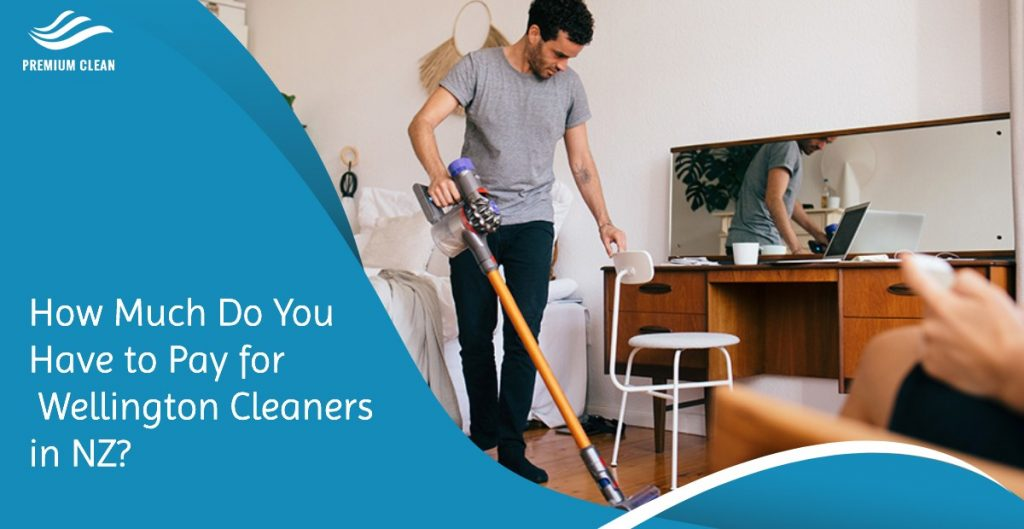 How Much Do You Have to Pay for Wellington Cleaners in NZ