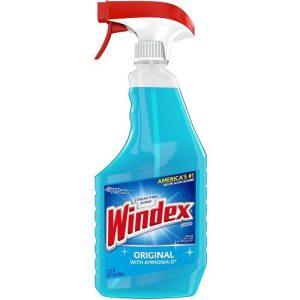 Windex Glass Cleaner Spray Bottle