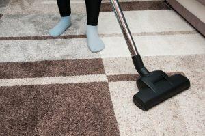 Carpet Cleaning Vacuum