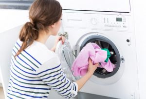 Dirty Clothes Washing